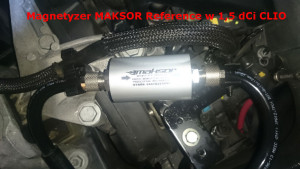 Maksor Reference w CLIO 1,5 dCi