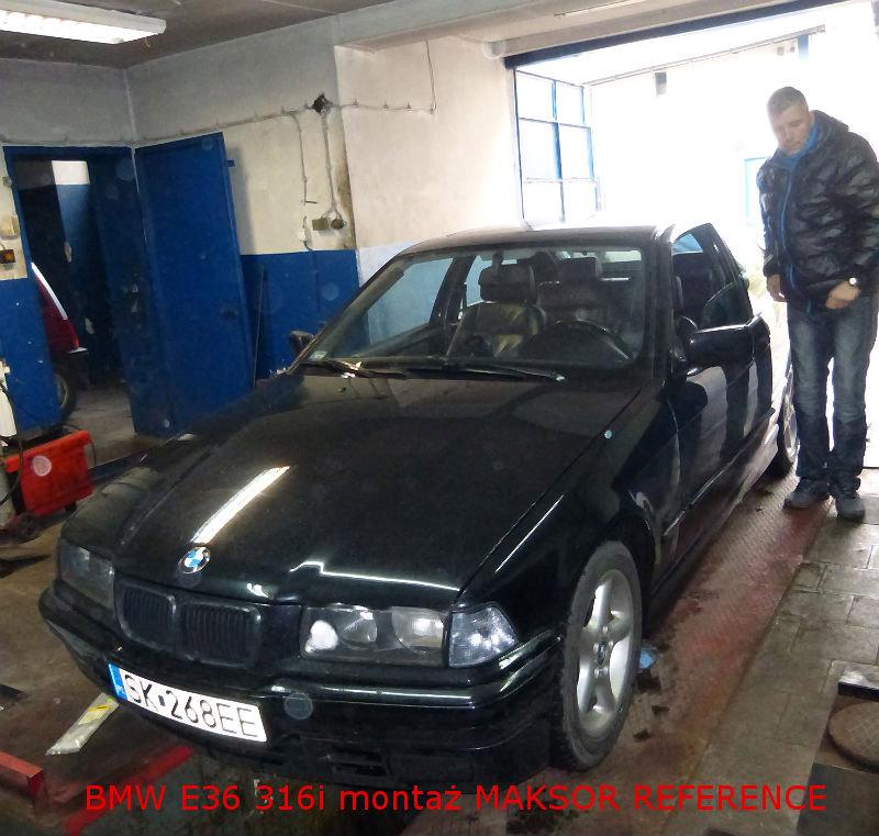 BMW E36 316i-MAKSOR Reference