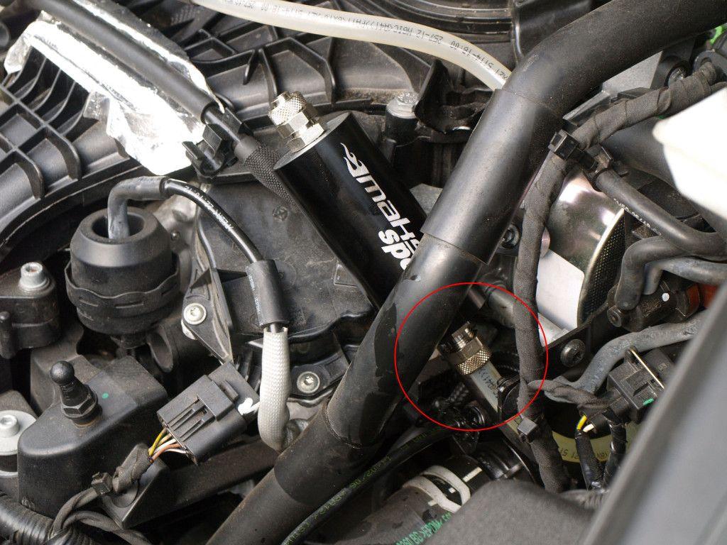 Instrukcja montażu maksora – silnik diesla Ford S-max.