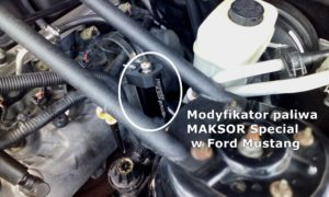 MAKSOR Special w Ford Mustang