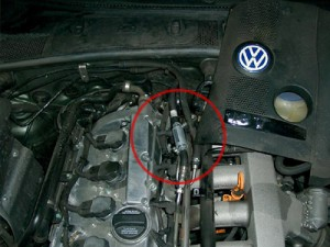 Maksor Dynamic fuel w VW Pasat