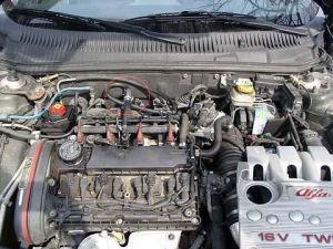 Alfa Romeo 156 z magnetyzerem MAKSOR Dynamic fuel