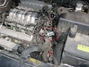 Hyundai Santa Fe z magnetyzerem MAKSOR Referenc