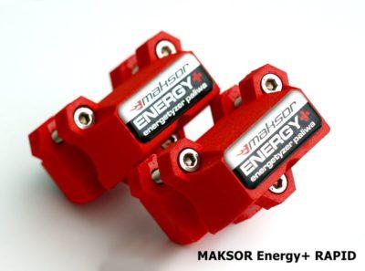 Turbodopalacze do silników, MAKSOR Energy+ Rapid