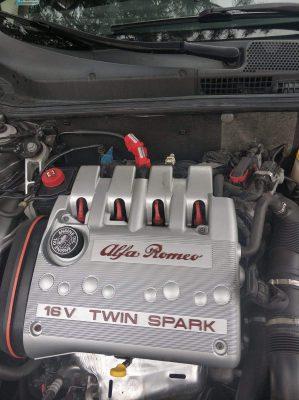 MAKSOR ENERY+ RAPID w Alfa Romeo 147
